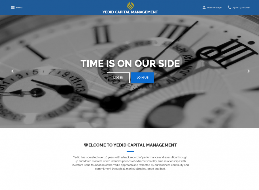 YEDID CAPITAL MANAGEMENT